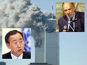 Le Secrétaire général de l'ONU Ban Ki-Moon condamne le représentant de l'ONU pour les Droits de l'Homme Richard Falk pour sa remise en cause de la version officielle du 11/9 thumbnail
