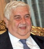 Syrie : Interview exclusive de Walid Muallem, ministre des Affaires trangres par Robert Fisk thumbnail