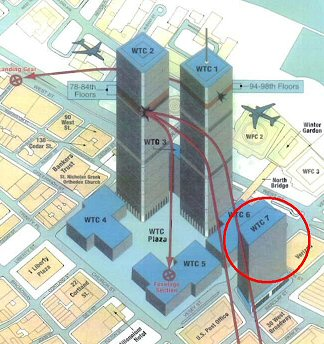 Reopen911 news b timent 7 du world trade center le for Interieur world trade center