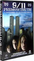 "DVD ""9/11 Press For Truth"""